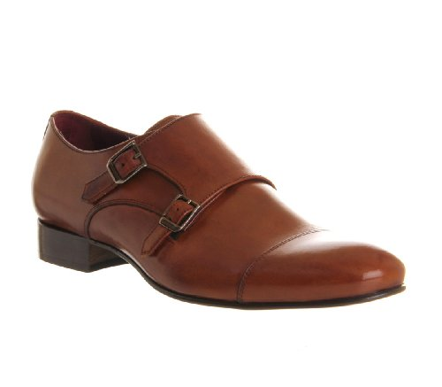 Poste , Herren Mokkasins xxx Tan Leather