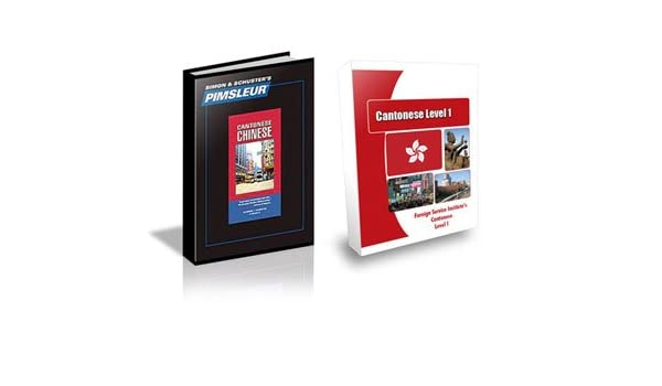 Pimsleur Cantonese I Comprehensive CDs, and Cantonese