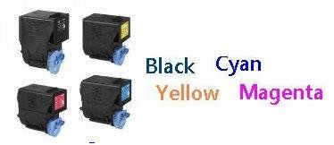 eToner Canon GPR-23 Color Toner Set (CMYK) compatible with Canon LaserJet ImageRunner Printers: C2380, C2550, C2880, C2880i, C3080, C3080i, C3380, C3380i, C3480, C3480i, C3580, C3580i (0452B003AA, 0453B003AA, 0454B003AA, 0455B003AA)