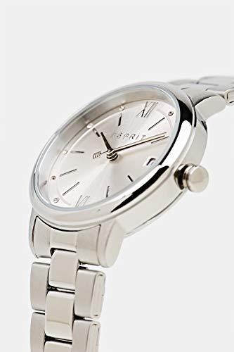 Esprit ES1L181M0075 Kaya dam silver klocka damklocka rostfritt stål datum silver