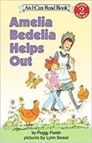 Amelia Bedelia Helps Out (I Can Read, Level 2)