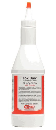 ToxiBan Suspension with Sorbitol - 240mL