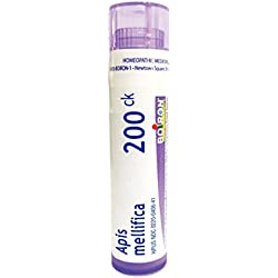 Boiron Apis Mellifica 200ck Homeopathic Medicine for Insect Bites