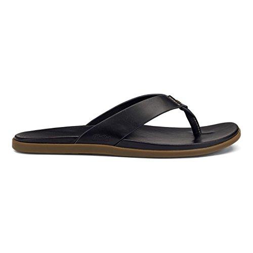 Sandalo Olukai Kapua - Uomo Nero / Nero