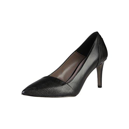 Baile De Italia Para Zapatos Shoes Salón Mujer Made Negro In vFXW0nI