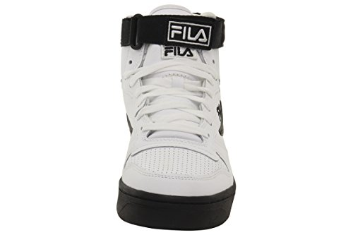 Cheapest online Fila Men's FX100 White Black Sneakers Shoes White/Black lowest price cheap online websites manchester great sale qrMTk9SZ
