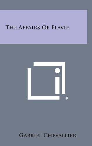 book cover of The Affairs of Flavie