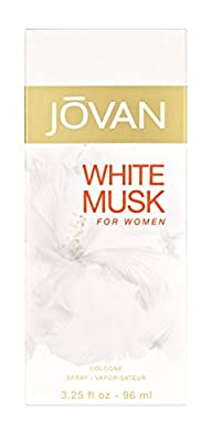 Jovan White Musk By