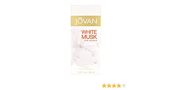 Astor Jovan White Musk Woman Eau de Cologne Vaporizador - 96 ml: Amazon.es: Belleza
