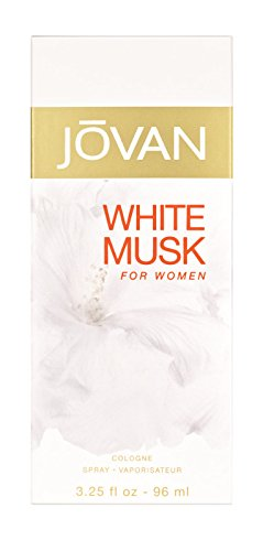 (Jovan White Musk By Jovan For Women, Cologne Spray, 3.25-Ounce)