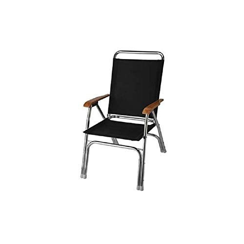 Garelick High Back Deck Chair - - Deck High Chair Back