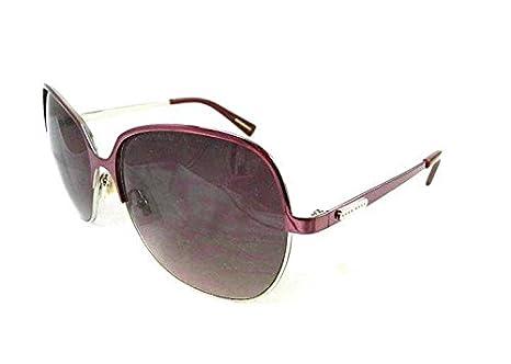 BOSS HUGO 0205S Q0G8G Étui pour lunettes de soleil Rose Métallisé Argent  Made In Italie NEW 03c3012a24a6