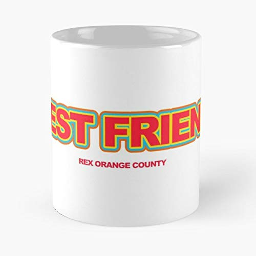 Rex Orange County Apricot Princess Bestfriend Sunflower Funny Floral Coffee Mugs Gifts