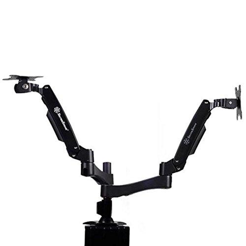 SilverStone SST-ARM22BC Black (モニターアーム)   B01M7PMHKV