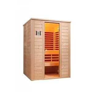 World corporal Sauna Vitalis 148 FH cabina multifunción