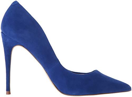 Daisie Suede Steve Women's Dress Madden Blue Pump PYPwEq0