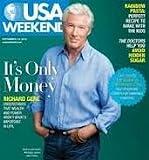 USA Weekend (September 7-9, 2012 - Richard Gere)
