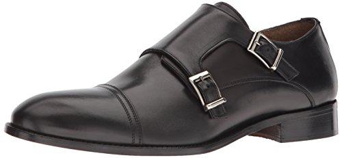 Gordon Dress - Gordon Rush Men's Williamson Oxford, Black, 12 Medium US