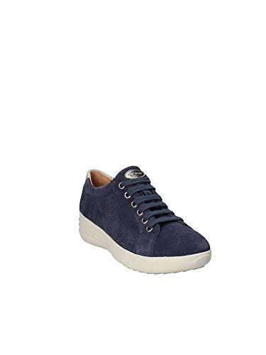 Femmes 110129 37 Stonefly Sneakers Bleu w1ZB8n1Cq