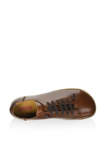 Camper Peu Cami, Zapatillas para Hombre Marrón (Medium Brown)