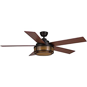 Litex e pk52orb5c1rs randolph collection 52 inch ceiling fan with litex e pk52orb5c1rs randolph collection 52 inch ceiling fan with remote control five aloadofball Images