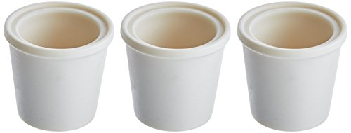 Home Brew Ohio Small Universal Carboy Bung - Solid - Set of 3