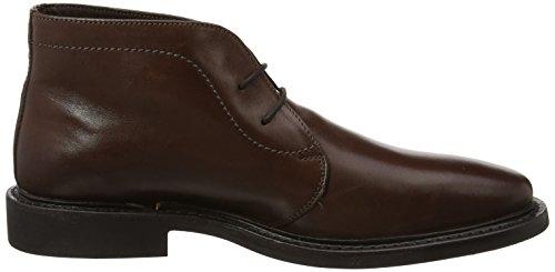 - brown Uomo 47 Stivali Desert Boots Marrone Brown dark Chathamgable Eu