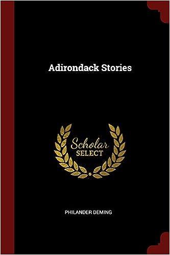 Book Adirondack Stories