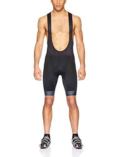 Santini Men's Impact Bib Shorts Black 3X-Large [並行輸入品]   B07QS4VHBM