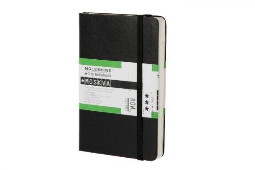 Moleskine City Notebook - Moscow, Pocket, Black, Hard Cover (3.5 x 5.5) by Moleskine (Image #9)