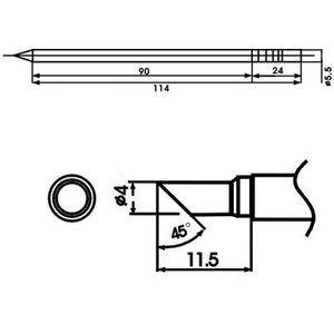 SATKIT AOYUE LF-4C PUNTA SOLDADOR CON RESISTENCIA INCLUIDA: Amazon.es: Bricolaje y herramientas
