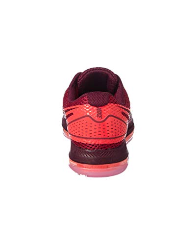 W Out Running Scarpe Donna Nike 2 Low rush 600 Multicolore Zoom All Maroon dtwfZq