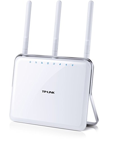 TP-LINK Archer C9 AC1900 Dual Band Wireless AC Gigabit Router 2.4GHz 600Mbps5Ghz 1300Mbps 1 USB 2.0 Port & 1 USB 3.0 Port IPv6 Guest Network