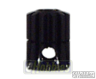 48P Hard Coated Aluminum Pinion Gear, 12T