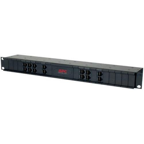 APC PRM24 24-Position Surge Suppressor Chassis for Replaceable Data Line Surge Protection Modules