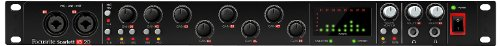 (Focusrite Scarlett 18i20 (1st GENERATION) USB Audio Interface With Eight Focusrite Microphone)