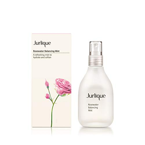 Jurlique Rosewater Balancing Mist - 1.7 oz- Organic Botanical Ingredients - Antioxidants Boost this Natural Face Toner - Moisturizes Normal/Combination Skin