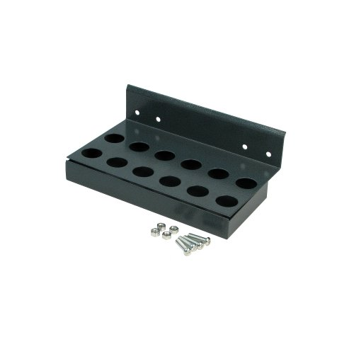 JET 650136 R-8 Collet Rack (Holds 12 Collets)