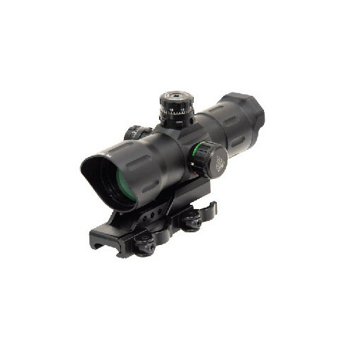 UTG 6″ ITA Red/Green CQB T-dot Sight with Offset QD Mount