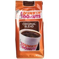 Dunkin' Donuts Original Blend Ground Coffee, 12 oz Sold By HERO24HOUR Thank You