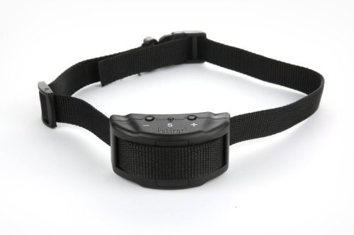 Petiner Advanced No Bark Dog Training Shock Control Collar with 7 Levels Sensitivity Control
