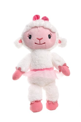 Doc McStuffins Cuddles and Hugs Lambie Talking Plush -