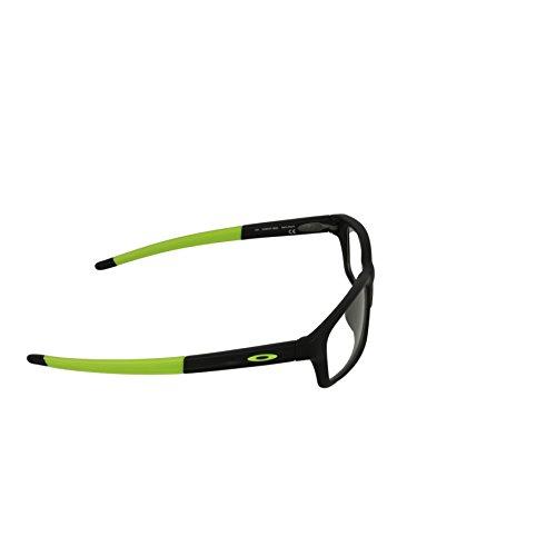 dd594ad0138 Oakley Crosslink Pitch (52) Mens Eyeglass Frames - Satin - Import It All