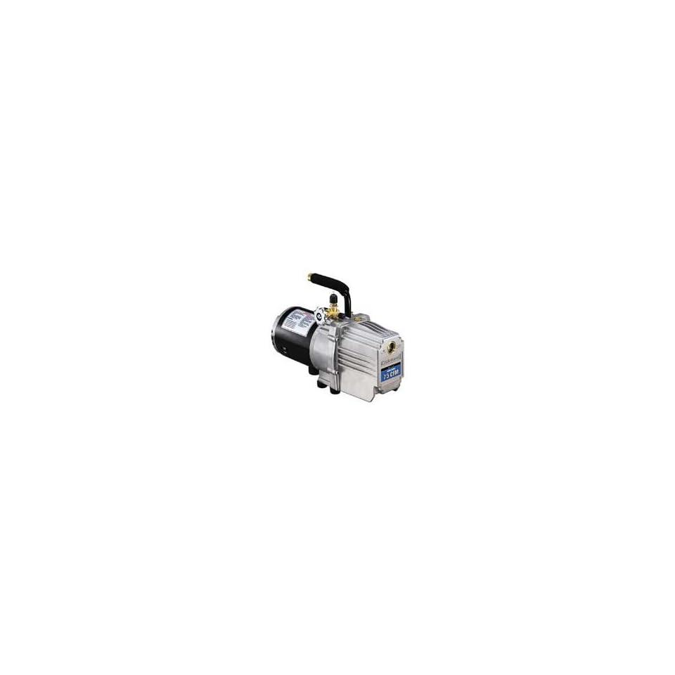 Rotary Vane Two Stage Deep Vacuum Pump   7.5 CFM