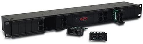 APC PRM24 24-Position Surge Suppressor Chassis for Replaceable Data Line Surge Protection Modules