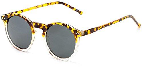 Sunglass Warehouse | The Lincoln Sunglasses - Round - Plastic Frame - Men & - Sunglasses Lincoln