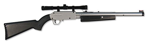 Marksman 2040 Zinc BB Repeater Rifle W/4x20 Scope