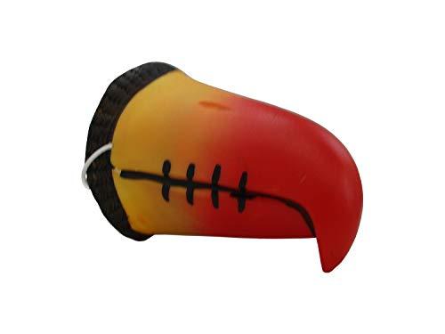 Toucan Nose Mini Mask Costume Accessory, Multi, One Size -