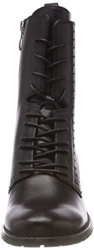 Caprice Rangers Femme black 9 9 022 25207 Noir Nappa Bottes 22 21 BrBSc