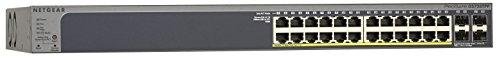 NETGEAR GS728TPP 100NAS Ethernet Lifetime Protection